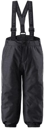 Reima Hetta otroške zimske hlače, 92, črne