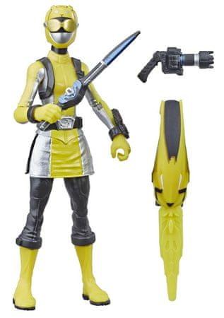 HASBRO figurka Power Rangers 15cm Yellow Ranger