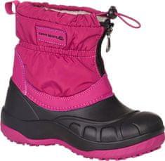 ALPINE PRO dívčí zimní boty Savio
