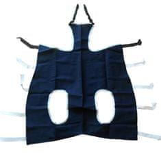 Dogextreme Pooperační ochranné oblečení větší modré