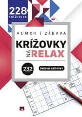 autor neuvedený: Krížovky na relax 1 - Humor - zábava