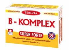 TEREZIA COMPANY Vitamín B Super Forte + 100 tablet