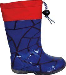 Protetika Chlapecké holínky s pavučinou Bamby