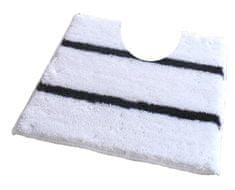 ROUTNER Fürdőszoba-szőnyeg, cseh produkció, IRSINA Fehér