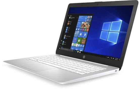 HP Stream 14-ds0004nc (7BN37EA) + Microsoft 365 pro jednotlivce 1 rok