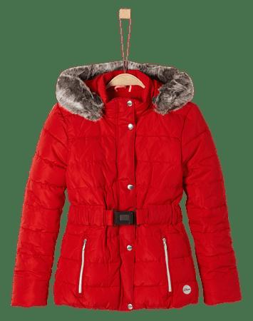 s.Oliver dívčí bunda S červená
