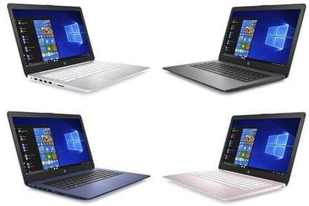 Notebook HP Stream 14-ds0011nc 14 palců AMD A4-9120e