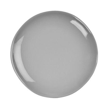 Butlers Talíř 28 cm - šedá