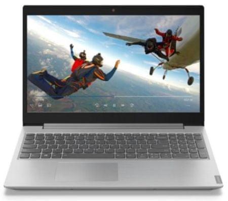 Lenovo IdeaPad L340-15 FHD i7-8565U 8/256+1TB W10MX230 prenosnik, siv (81LG00BSSC)