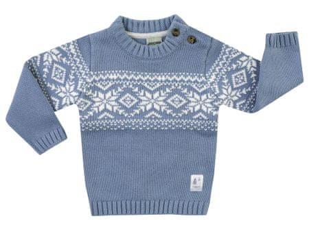 Jacky fiú pulóver kék, 62