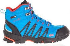 Trollkids chlapecká outdoorová obuv Trolltunga Hiker Mid