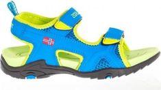 Trollkids chlapecké sandály Orrestrand