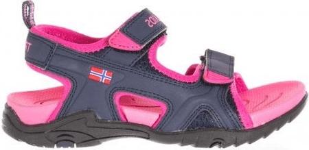 Trollkids dívčí Kids Orrestrand sandály růžová 27