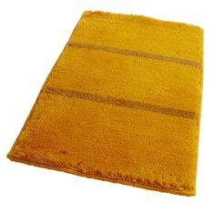ROUTNER Fürdőszoba-szőnyeg, cseh produkció, IRSINA Sárga