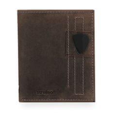 Strellson Pánská kožená peněženka Richmond 4010001307