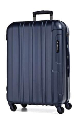 March Cestovní kufr Cosmopolitan 69 l tmavě modrá