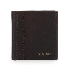 Strellson Pánská kožená peněženka Walker 4010001795