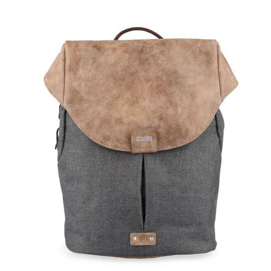 Zwei Dámský batoh Olli O12 7 l tmavě šedý