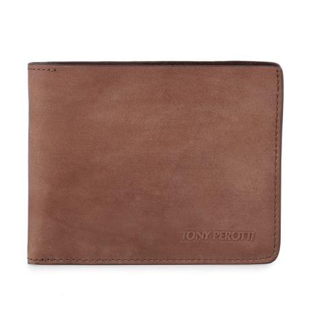 Tony Perotti Pánská kožená peněženka Metropolis 3559 hnědá