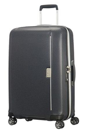 Samsonite Cestovní kufr Mixmesh Spinner CH6 68 l černá