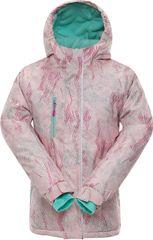 ALPINE PRO Dívčí zimní bunda