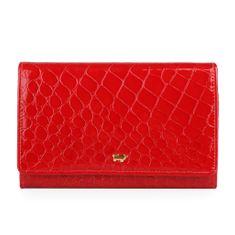 Braun Büffel Dámská kožená peněženka Glanzkroko 40433