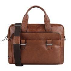 Strellson Pánská kožená taška do ruky Sutton 4010002571