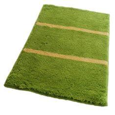 ROUTNER Fürdőszoba-szőnyeg, cseh produkció, IRSINA Zöld-bézs