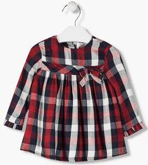 Losan dívčí kostkované šaty