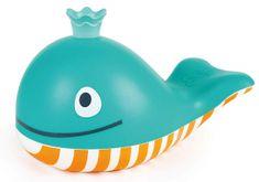 Hape Zabawki wodne - Wieloryb z pianką