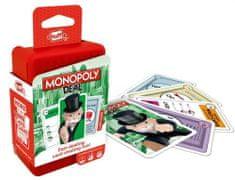 Cartamundi potovalni Monopoly (karte)