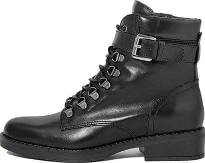 Gusto dámska členková obuv čierna 37