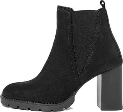Gusto dámská kotníčková obuv černá 40