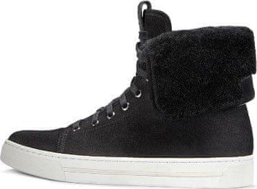 What For dámská kotníčková obuv černá 41