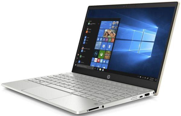 Notebook HP Pavilion 13-an0014nc stereo zvuk