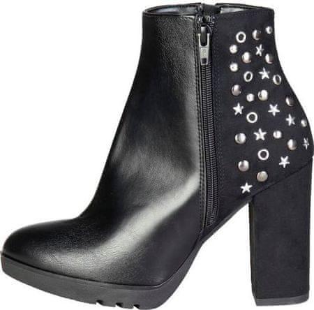 Made In Italia dámská kotníková obuv černá 41