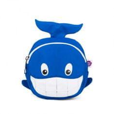 Affenzahn Detský batoh malý kamarát - Veľryba Willi