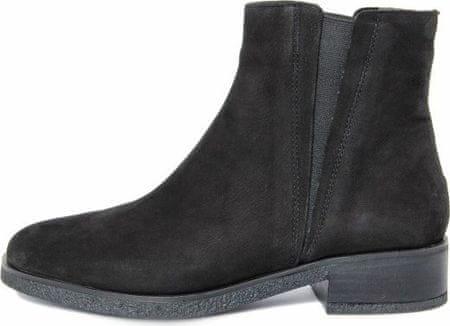 Gusto dámska členková obuv čierna 39