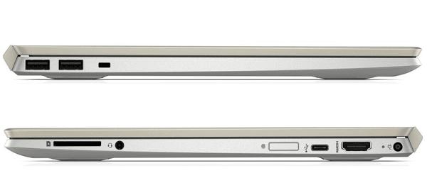 Notebook HP Pavilion 13-an0014nc touchpad vícedotyková gesta chytré chlazení