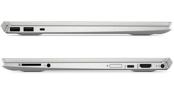 Notebook HP Pavilion 13-an0022nc touchpad vícedotyková gesta chytré chlazení