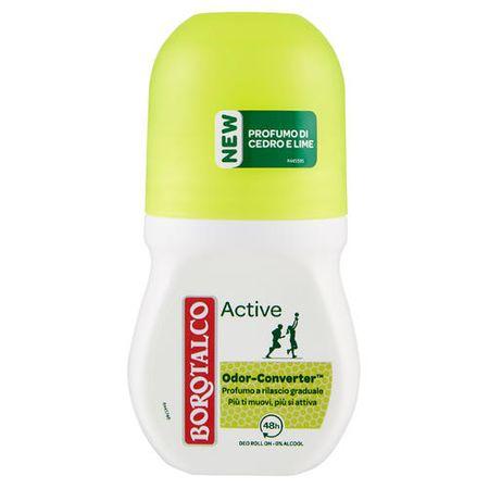 Borotalco Active C dezodorans, Active Citrus, 50 ml
