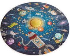 Hape Detské puzzle - Slnečná sústava LED