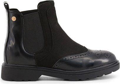 XTI dámská kotníčková obuv černá 36