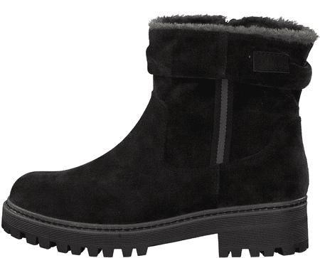 s.Oliver dámská kotníčková obuv 26485 41 černá