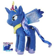 My Little Pony Pluszowy kucyk 25 cm z grzywą do czesania Luna