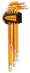 RICHMANN zestaw kluczy imbusowych 5-10 mm, 9 szt.