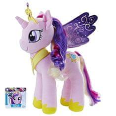 My Little Pony Plyšový poník 25 cm s hrivou na česanie Cadance