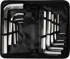 RICHMANN IMBUSZ-kulcs készlet 3-17mm, 9 db