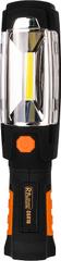 RICHMANN Munka lámpa COB-LED 3W + 6 LED forgó 360°