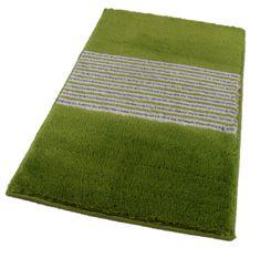 ROUTNER Fürdőszoba-szőnyeg, cseh produkció, IRSINA Zöld